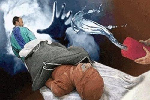 اسیدپاشی مرد جوان