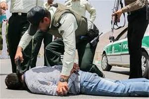 درگیری مستانه پسران جوان با شمشیر سامورایی در جنوب تهران +عکس
