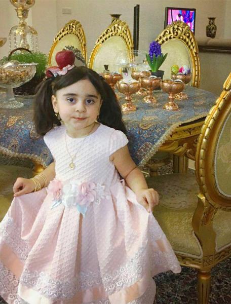ربوده شدن دختر 4 ساله