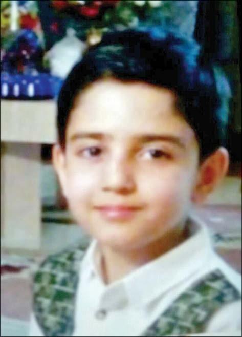 قتل دانش آموز ۱۰ ساله