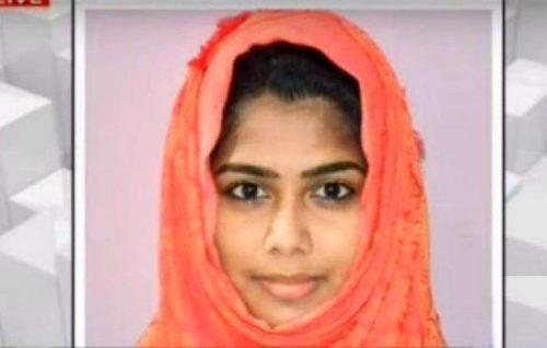 جسد حلق آویز دختر دانشجو