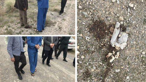 قاتل بی رحم دانش آموز مشهدی