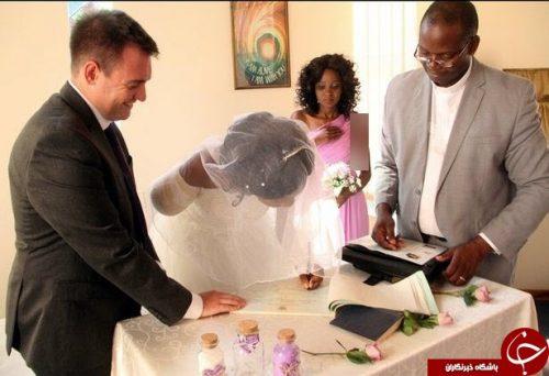 قطع دست راست عروس