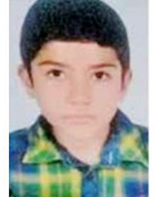 ناپدید شدن امیر علی 7 ساله