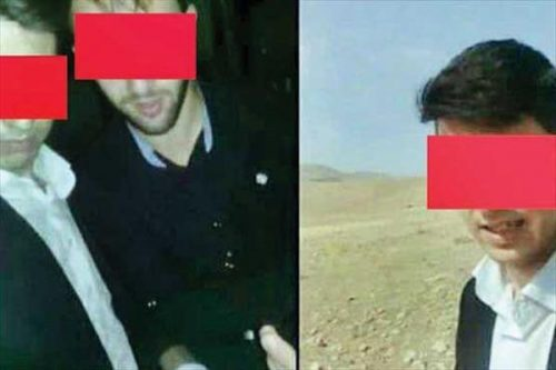 اعدام 3 قاتل صادق برمکی