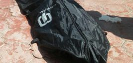 کشف جسد سوخته دختر بچه ۱۰ ساله در جاده فرودگاه آبادان