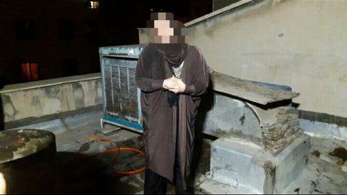 جنایت فجیع زن تهرانی