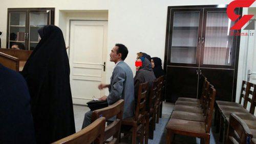درگیری و قتل داماد تهرانی