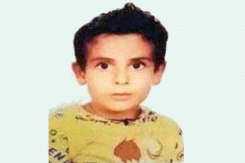 قتل امیرعلی 7 ساله