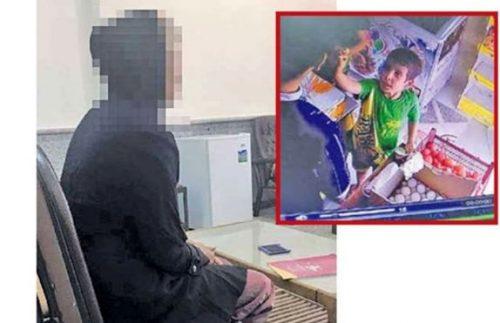 قتل پسر بچه ماهشهری