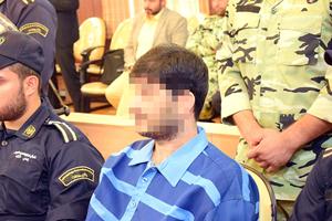 اعلام مجازات قاتل زنجیره ای هشت زن در گیلان +تصاویر