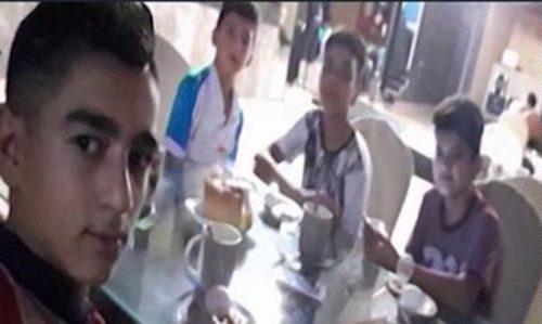 دو دانشآموز یزدی