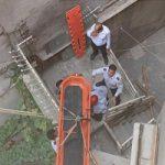 اتفاق باورنکردنی پس از سقوط زن جوان تهرانی از ارتفاع ۴ متری +عکس