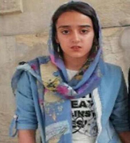 مرگ مشکوک دختر 14 ساله