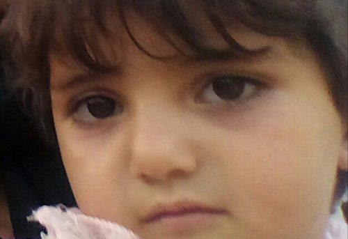 پرنیا دختر بچه کرجی