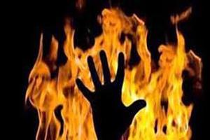 آتش زدن دختر جوان در خیابان بخاطر جواب رد به خواستگار کینه جو +عکس