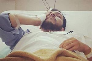 ماجرای حمله ۲ چاقوکش به محمد تولایی طلبه مشهدی +عکس