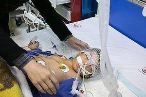 مرگ غم انگیز دختر بچه ۳ ساله به خاطر بستری نکردن در بیمارستان دولتی +عکس