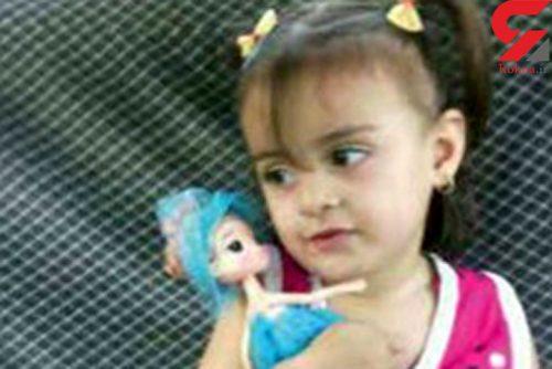 مرگ غم انگیز دختر بچه