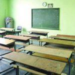 حمله اراذل و اوباش به معلم شیرازی سر کلاس درس +عکس