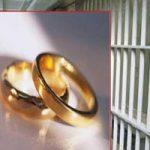 ازدواج دختر تهرانی با قاتل اعدامی که مرتکب جنایتی هولناک شده در زندان! +عکس