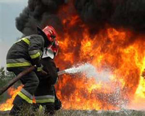 مرد شیشه ای در نازی آباد تهران پسرش را زنده زنده به آتش کشید +عکس