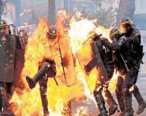 گفتگوی متفاوت با عامل آتش زدن مردم در بوستان های پایتخت +عکس