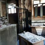 صحبتهای دردناک مادران یکتا و مریم ۲ قربانی حادثه آتش سوزی زاهدان +تصاویر