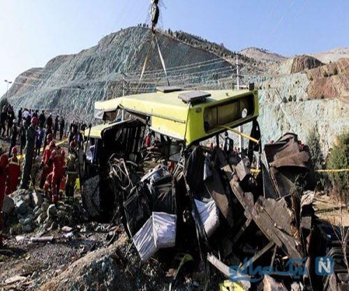 گفتوگو با برادر راننده اتوبوس مرگ دانشگاه آزاد درباره لحظه حادثه +تصاویر