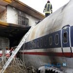 فرشته نجات تنها بازمانده هواپیمای بوئینگ ۷۰۷ را بشناسید + عکس