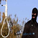 قاتل ملیکا دختر بچه ۵ ساله امروز در ملاءعام اعدام شد +تصاویر