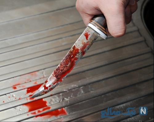 در جنایتی وحشیانه مادر شیشه ای شکم دختر ۵ ساله را با چاقو پاره کرد