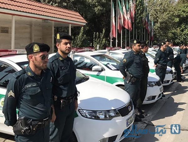 جزئیات تلخ حمله وحشیانه به خودرو نیروی انتظامی در بندر امام خمینی +عکس