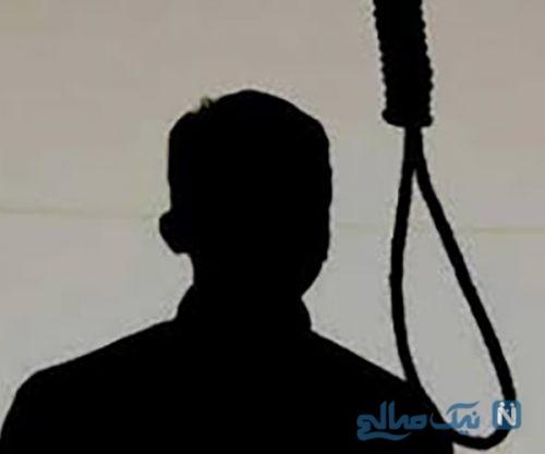 دار زدن مرد جوان بعد از ازدواج دوم روی پلی در یافت آباد تهران