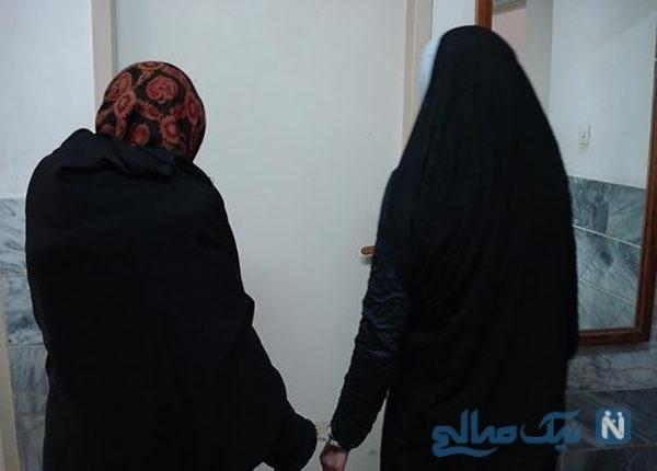 دستگیری خانم دکتر معروف تهرانی سرکرده باند خرید و فروش نوزادان +عکس