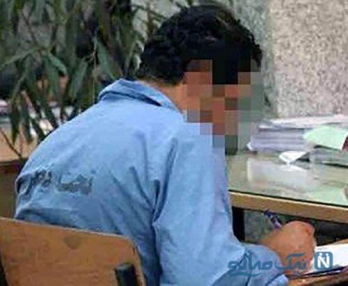 باور می کنید این مرد عجیب ترین دزد تهران باشد؟ +عکس