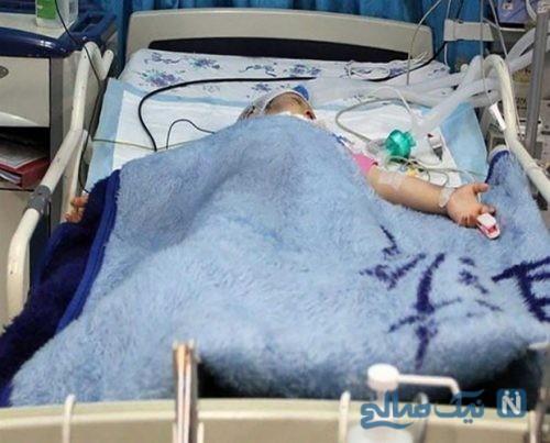 جزئیات محکومیت پدر کودک آزار یسنا کودک دو ساله حاجی آبادی +عکس