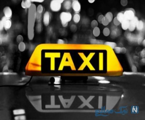 راننده تاکسی شیطان صفت به زن متاهل تهرانی رحم نکرد! +عکس
