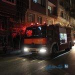 ماجرای نجات از مرگ هولناک ۳ کودک و یک مادر از حلقه آتش سوزی ساختمان +تصاویر