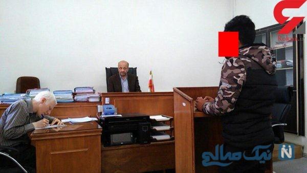 دختر دانشجوی دانشگاه تهران