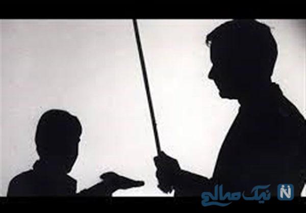 آخرین خبر از معلم اردبیلی که جمجمه آیناز را شکست !+عکس