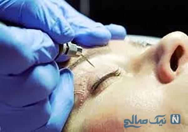 ماجرای محکومیت خانم دکتر تهرانی به خاطر تزریق ژل در آرایشگاه +عکس