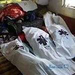 مرگ های دلخراش محمدپارسا ,طاها و ماهان همراه مادرشان در کرج +عکس