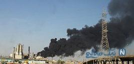 انفجار خط لوله گاز اهواز به ماهشهر با ۱۱ کشته و مصدوم +عکس های وحشتناک