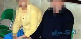 ماجرای لو رفتن نقشه شوم دزدان مسلح طلا فروشی سعادت آباد +عکس