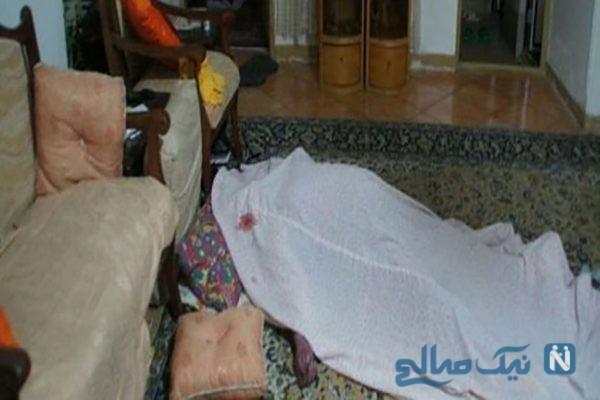 راز مرگ مشکوک سپیده زن تهرانی در خانه مجردی مرد جوان! +عکس