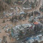 عکس های هولناک از اجساد پیدا شده سیل شیراز با ۱۷ کشته و ۴۵ مصدوم