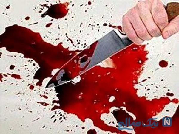 سلاخی شدن مرگبار ستایش و محمد در جنون پدر خشمگین در فردیس کرج!
