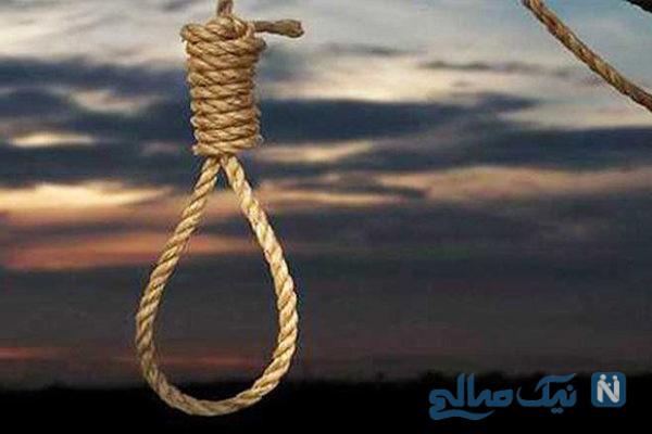 مرد اعدامی زنش را در ملاقات شرعی زندان کرج به طرز فجیعی به قتل رساند +عکس