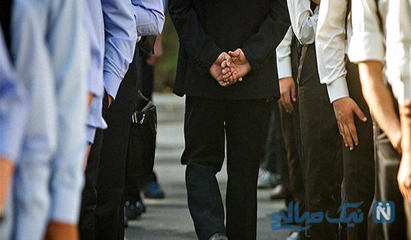 مشت محکم معلم تهرانی باعث کور شدن آرش ۱۸ ساله شد +عکس